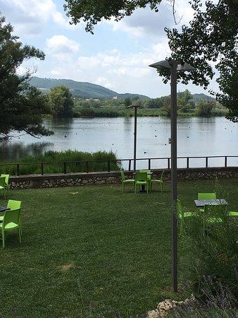 Posta Fibreno, Itália: Lago Chiaro Chalet