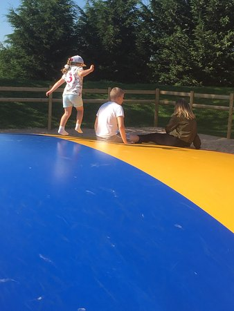 Twinlakes Park: Lots to do for all ages my three are aged 4-15 and they all had a great day with something every