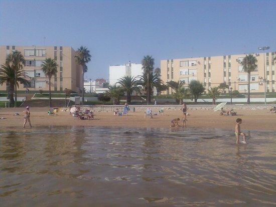 Costa de la Luz, España: Playa de la Cachucha