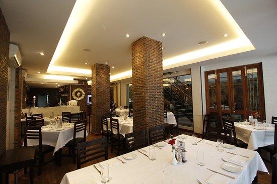 Terrazza: Beautiful and Peaceful Restaurant
