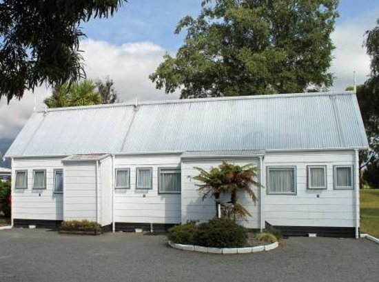 Turangi, Neuseeland: Free off street parking