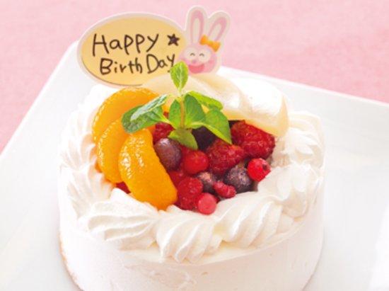 Izumi, Japan: 女子会用ケーキ