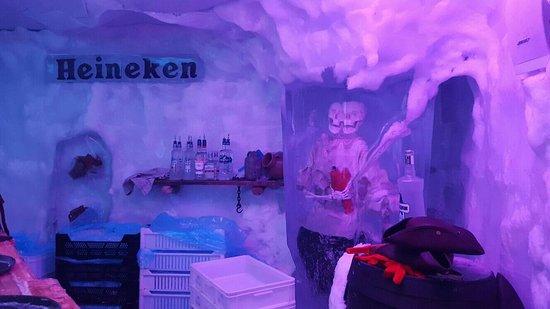 Xtracold Icebar Amsterdam: Icebar, experiencia muy cooooool ja