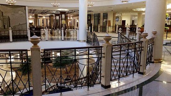메리어트 모스크바 그랜드 호텔 사진