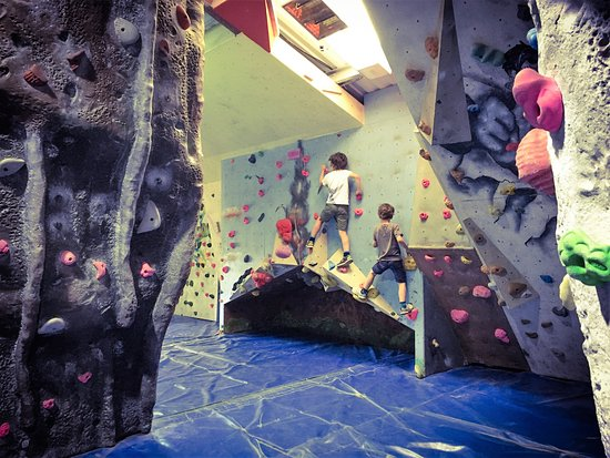 Crowborough, UK: Evolution Climbing