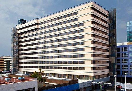 AC Hotel Iberia Las Palmas: Exterior