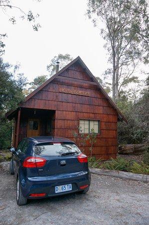 十分棒的木屋, 非常接近大自然