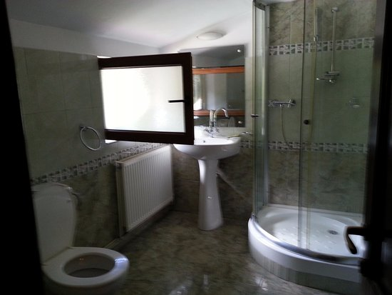 Azuga, Roemenië: Room 6 - bathroom