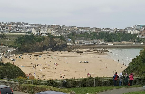 Tregella Guest House Newquay: 20160829_123703_large.jpg