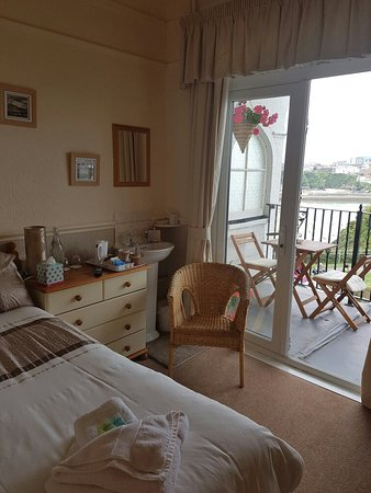 Tregella Guest House Newquay: 20160829_123145_large.jpg