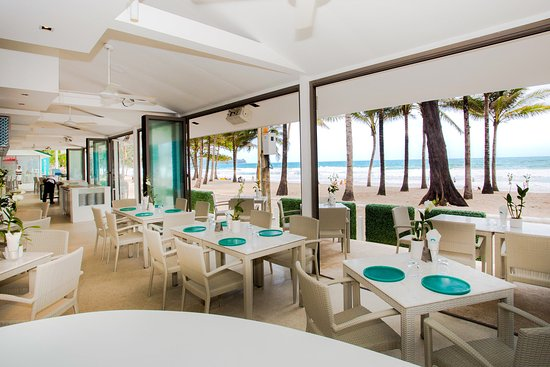 Twinpalms Phuket: Catch Beach Club - Restaurant