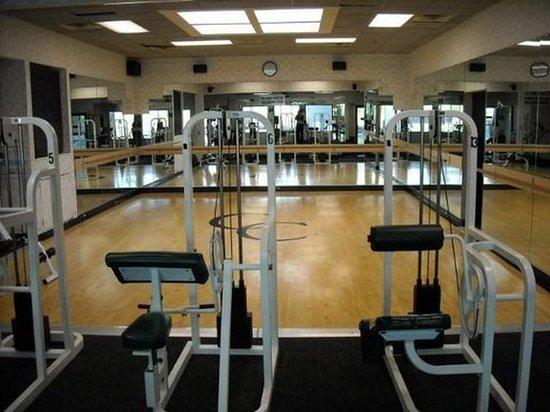 Rochester Hills, MI: Gym
