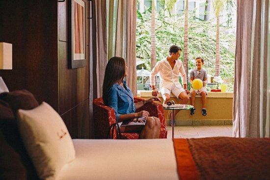 Doubletree by Hilton San Juan: Garden Room
