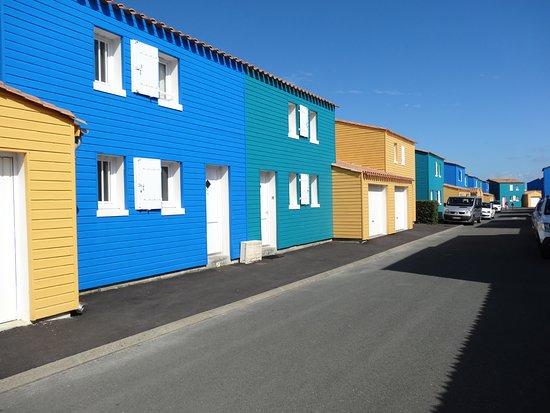 Résidence Odalys Le Village des Amareyeurs: vue de la résidence