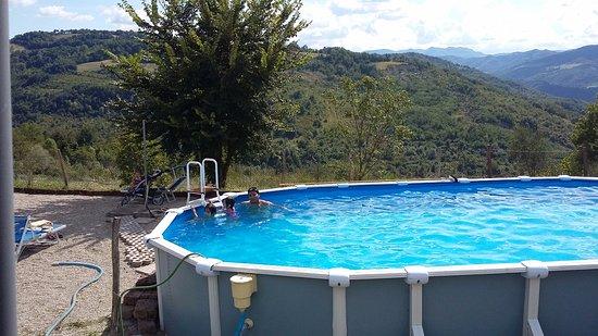 Piscina bellissima foto di agriturismo la trappola novafeltria tripadvisor - Agriturismo rimini con piscina ...