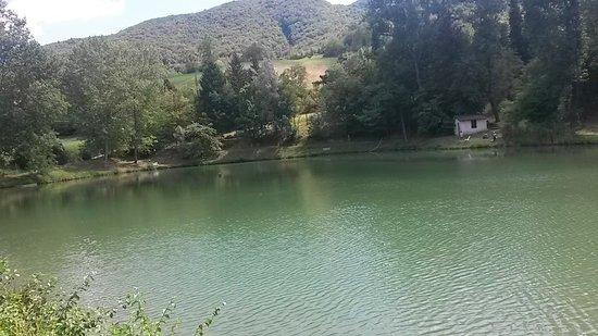 Pellegrino Parmense, Włochy: Lago