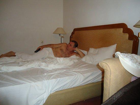 Palace: отдых в  номере