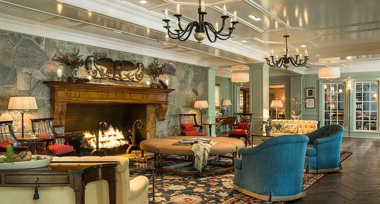 Woodstock Inn and Resort: Lobby