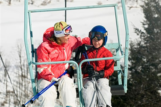 Woodstock Inn and Resort: Suicide Six Ski Lift