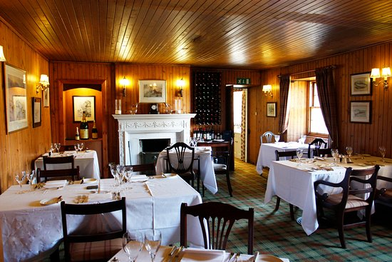 Meikleour, UK: The Dining Room, perfect for more formal meals and family and friends special gathering