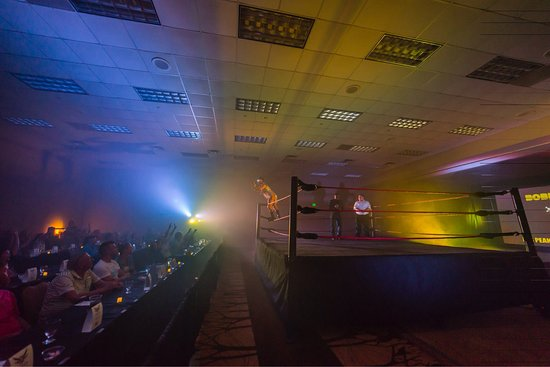 Manor Professional Wrestling Dinner Theatre