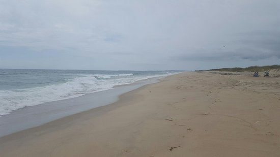 West Tisbury, MA: South Beach at Long Point