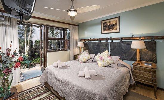 Colchester, Sudafrica: Buffalo Family Suite