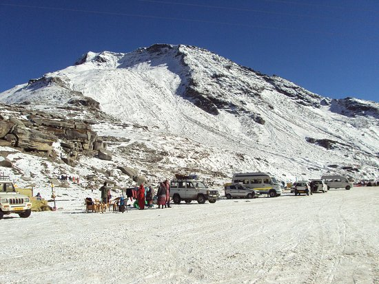 Rohtang P On The Top