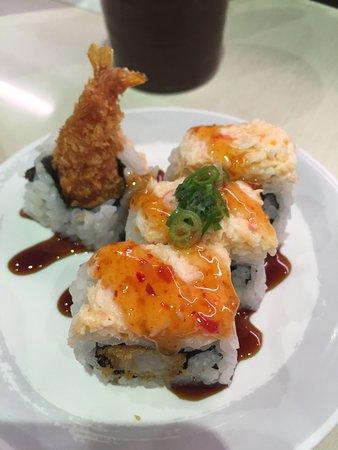 Genki Sushi: エビフライ寿司