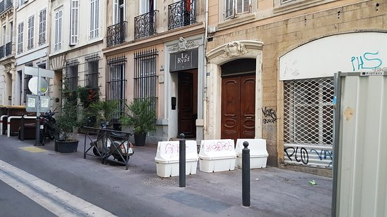 Le ryad boutique h tel marseille frankrike omd men for Boutique hotel marseille