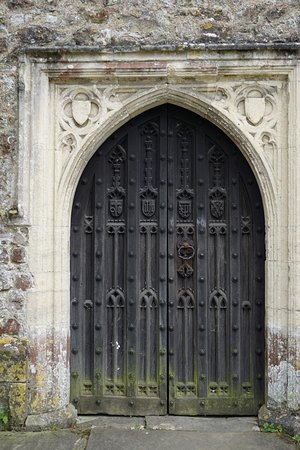 Woodchurch, UK: Door