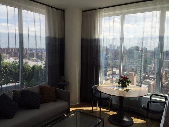 Hotel Indigo Lower East Side New York Terrace Suite