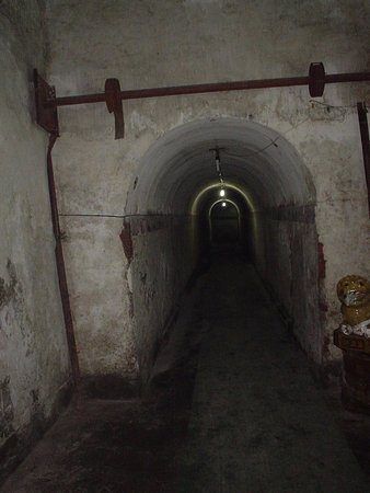 Zhangfang Ancient War Tunnel