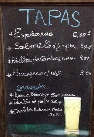 Recomendaciones Del Día Foto Van Restaurante Las Fuentes