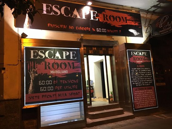 Escape Room Marigliano