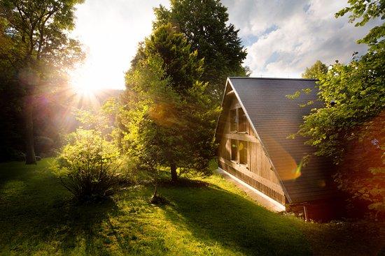 Krystofovo Udoli, Czech Republic: svítání
