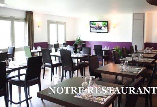 Valframbert, Франция: restaurant