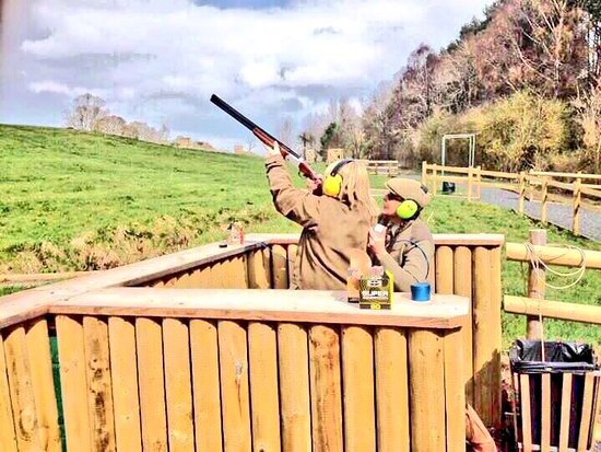 The Roxburghe Shooting School of Excellence