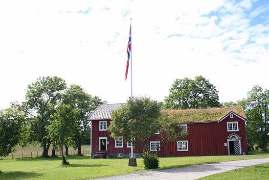 Sandnessjoen, Noruega: Presteboligen