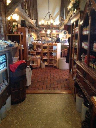 Wittenberg, WI: Nueske's (Interior)