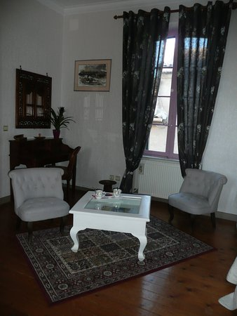Fabrezan, Frankrig: salon chambre grenache blanc
