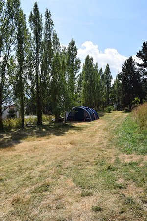Huttopia Font-Romeu: emplacement tente