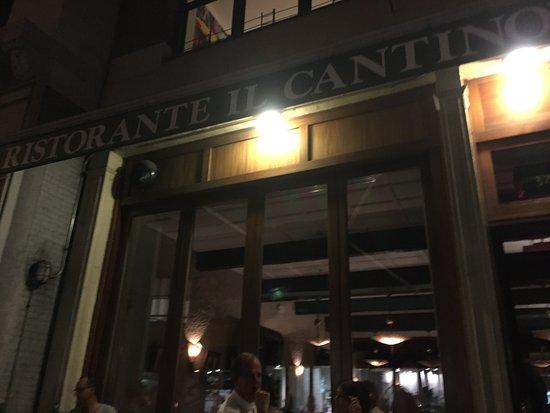 Il Cantinori Restaurant New York City
