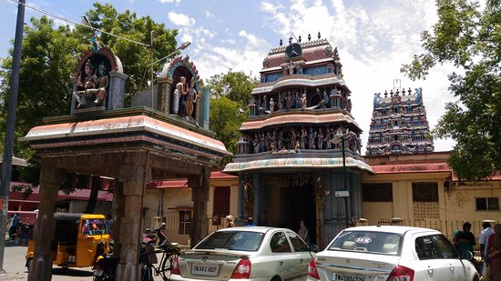 ‪Vayalur Murugan Temple‬