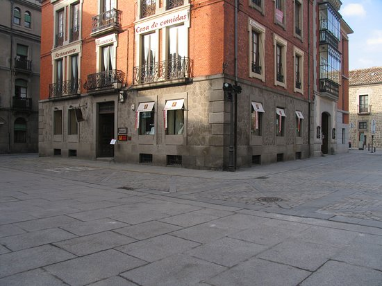 Restaurante Alcaravea: Fachada