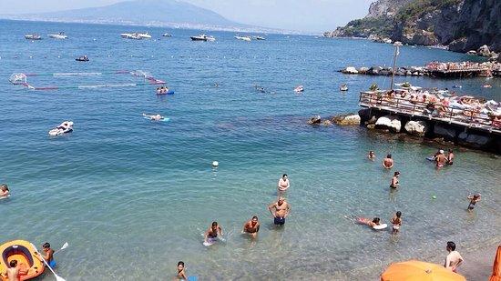Antico bagno stabilimento balneare picture of antico - Antico bagno vico equense ...