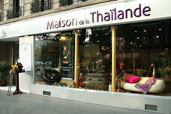 Maison de la Thailande