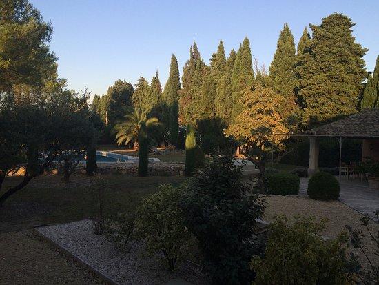 Graveson, Francia: jardin