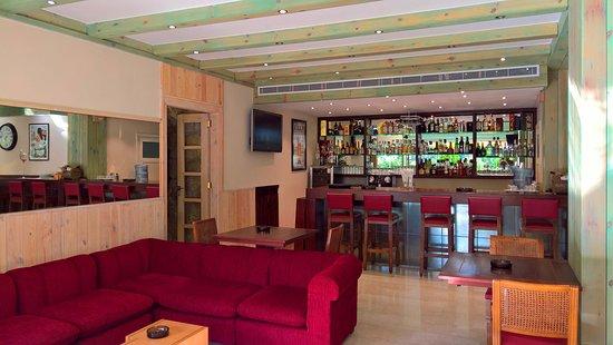 Rayfoun, Líbano: Oakland Hotel Bar