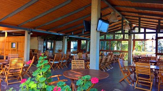Rayfoun, Líbano: Oakland Hotel Terrace 2